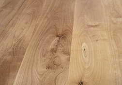 Alder wood table top