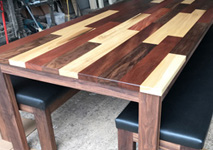 Photos of Custom Size Tables