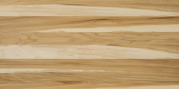 Hickory Custom Sized Unfinished Table Top Unfinished