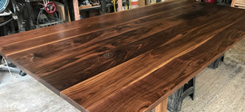 Photos of Custom Table Tops