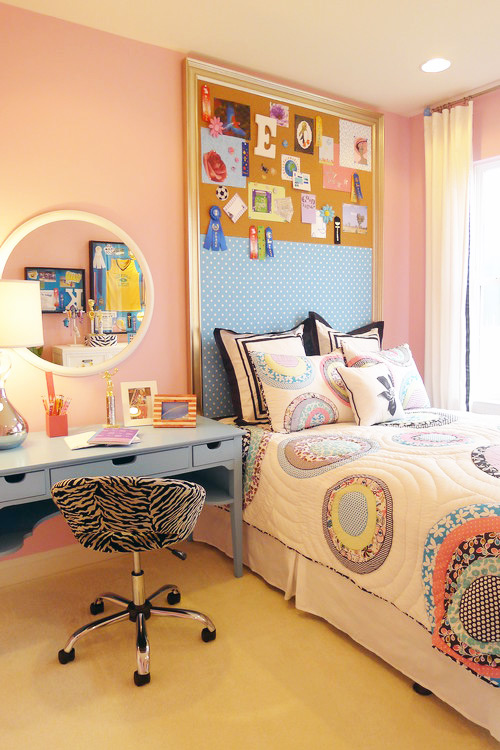 Corkboard For Bed Headboard