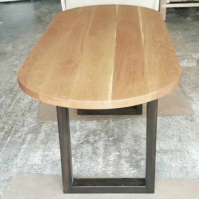 Magnificent Photos Of Solid Wood Cherry Tables And Tabletops Home Remodeling Inspirations Genioncuboardxyz