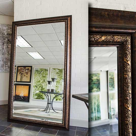 Custom Framed Mirrors Vancouver | ISEFAC Alternance