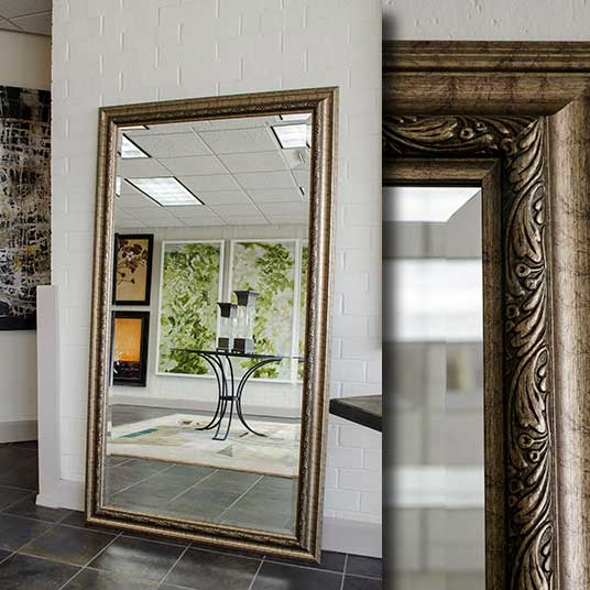 Standard Mirror Sizes For Bathrooms: Custom Size Available