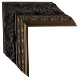 brown gold Framed Mirrors