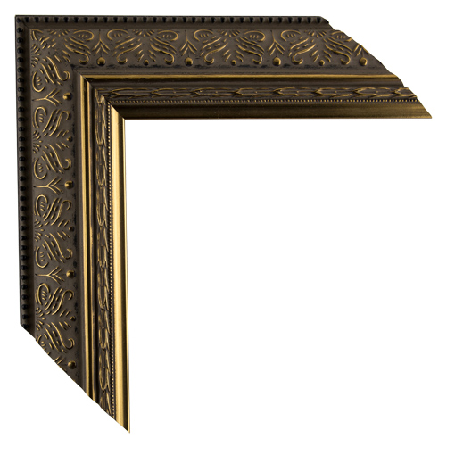 Mal 0499 gold framed mirror large mirror bathroom for Custom size mirrors bathrooms