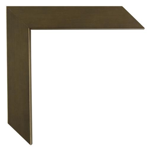Brown Gold Framed Chalkboard   Custom Size Chalk Board   Custom ...