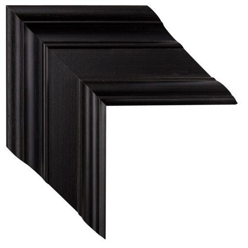 Mal 0536 black framed mirror large mirror bathroom for Large black framed mirror