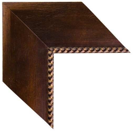 Brown Framed Corkboard Custom Size Cork Board Custom