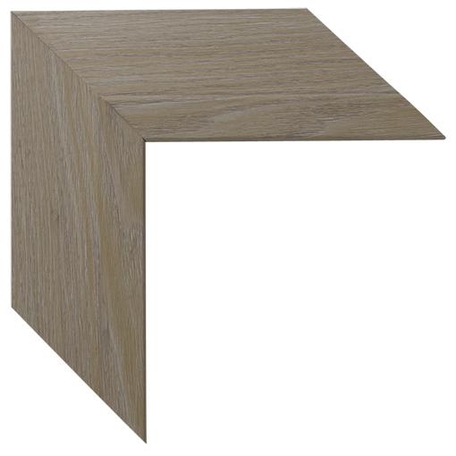 White Brown Framed Corkboard Custom Size Cork Board