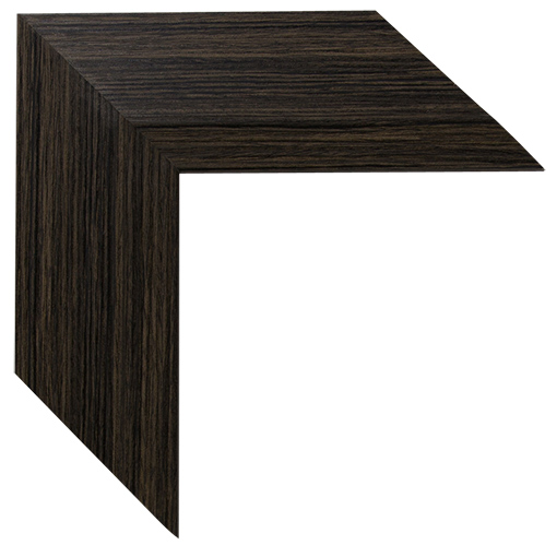 Black Brown Framed Corkboard Custom Size Cork Board