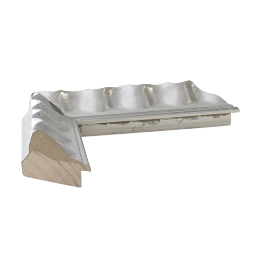 Silver Framed Corkboard Custom Size Cork Board Custom